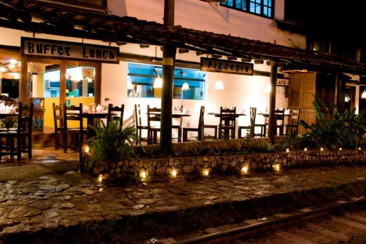 Toto's House Restaurant, Aguas Calientes, Cusco, Peru