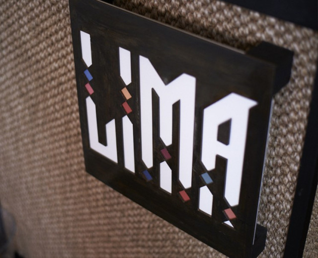 Lima London Restaurant, Fitzrovia, London, United Kingdom